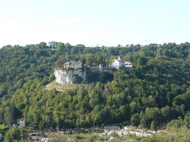 Ornans - Le Château