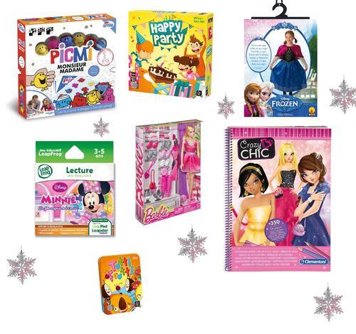 Idée pour Noël : La liste des cadeaux de Minipuce