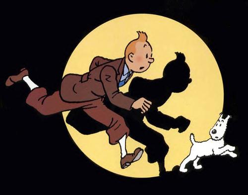 4 points de vue sur Tintin