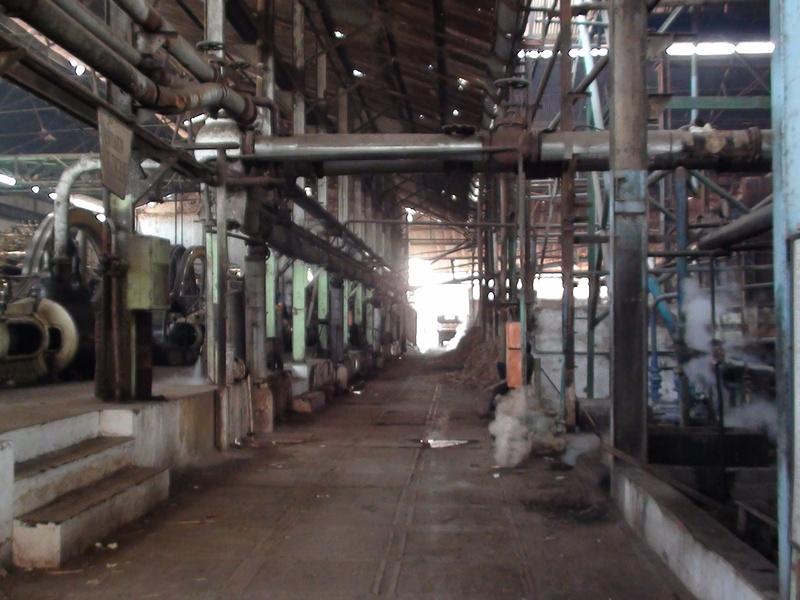 Lundi 3 Octobre 2011 - Olean Sugar Mill. (1)