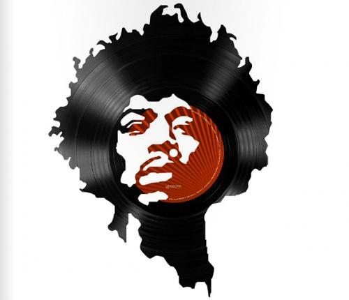 Vinyl Portraits