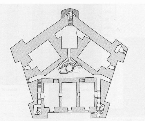 Le château de Maulnes à Cruzy-le-Chatel (Yonne)