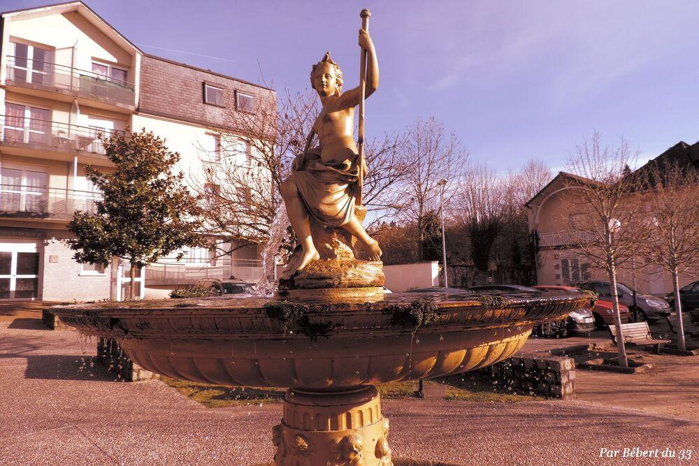 une belle fontaine !!!