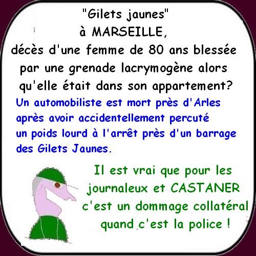 Un grand Bravo à Charlotte d'Ornellas qui a compris les Gilets Jaunes.