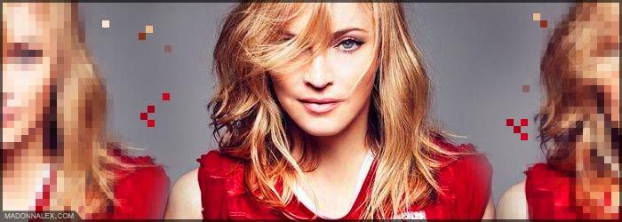 Madonna sur Twitter