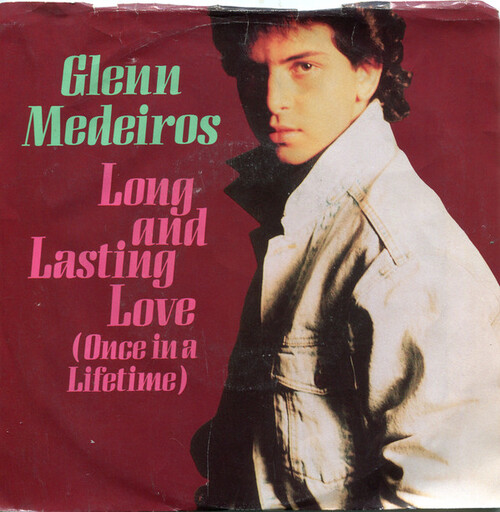 MEDEIROS, Glenn - Long & Lasting Love (1987)