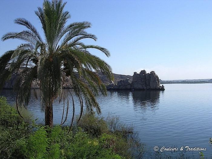 Traversée du Nil vers Philae
