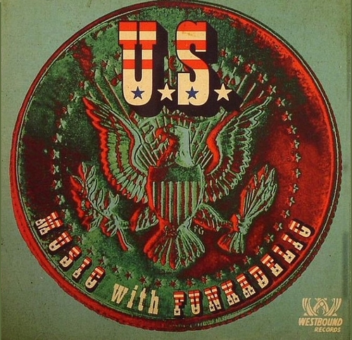 "Funkadelic : Album "" U.S. Music With Funkadelic "" Westbound Records SEWD 149 [ UK ]"