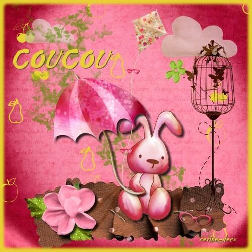 coucou - hello