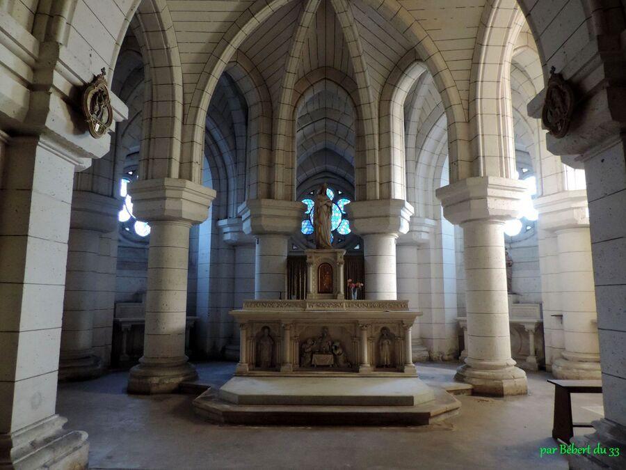 Les vitraux de l'église Saint André (16)