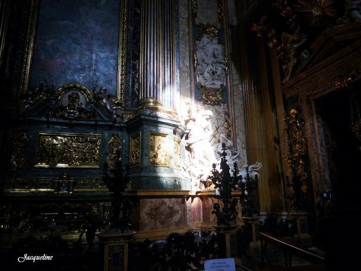 Italie Rome Eglise-du-Jesus