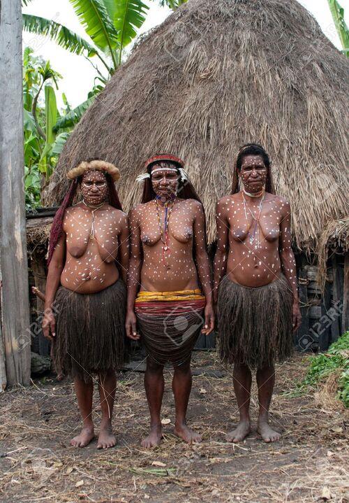 Voyage en papouasie