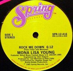 Mona Lisa Young - Rock Me Down