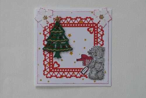 Quelques cartes avant Noël ... et d'autres ..