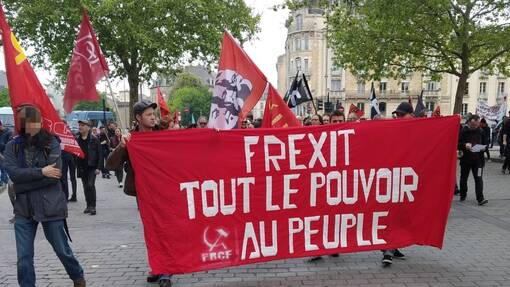 Billet Rouge-C'est trop d'honneur Monsieur Asselineau ! Par Floreal (IC.fr-