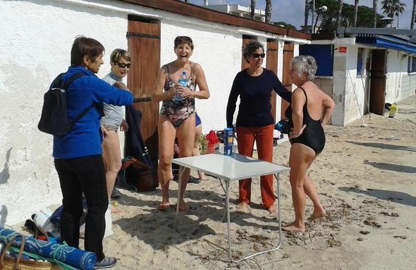 2016-03-15 Bains et apéro dinatoire Corse