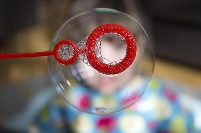 bulles - jouet