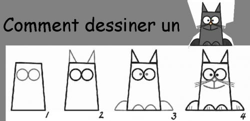 Comment dessiner ... quelques fiches d'autonomie...