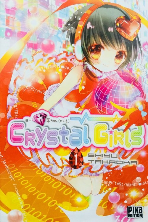Crystal girls
