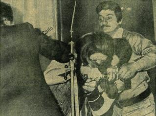 Février 1977 : Flagrant délit de direct