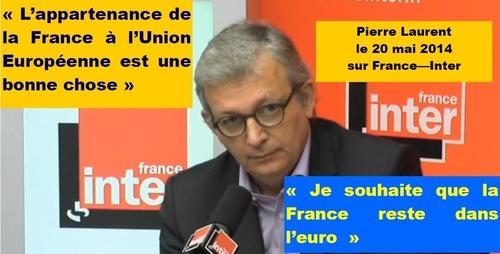 Pierre Laurent, la Grèce et les mensonges-par Jacques SAPIR (25/07/2015)