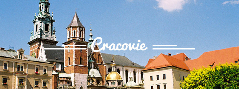 CRACOVIE  CITY TRIP DE 4 JOURS