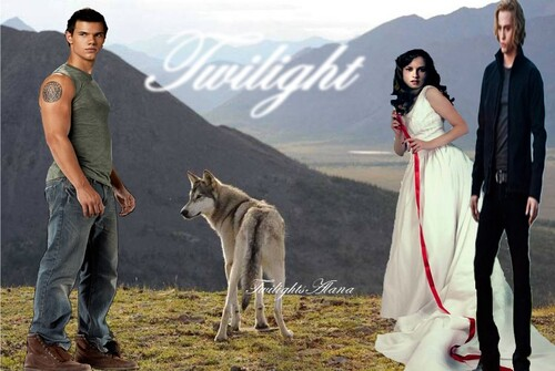 "fond d'ecran twilight  ""mes créas"""