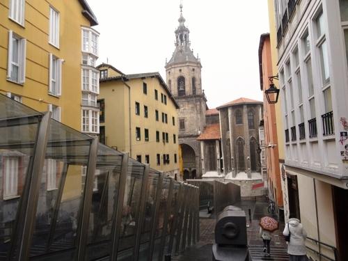Promenade dans Vitoria en Espagne (photos)