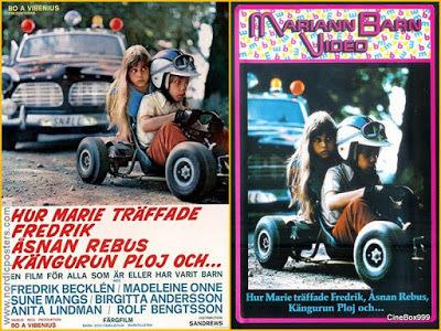 Hur Marie träffade Fredrik. 1969.