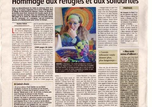 Le Pays Roannais du 14 décembre 2017