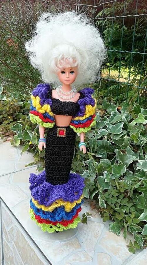 La 21éme Barbie modèle Caméléon ...