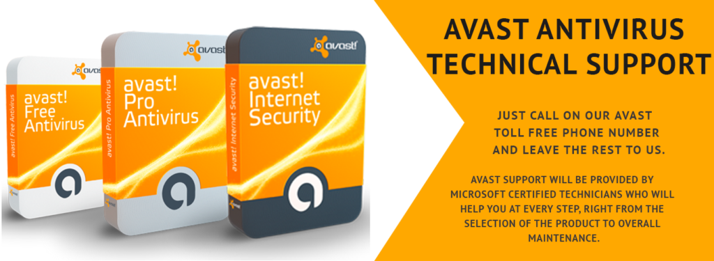avast antivirus support