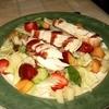 Salade de poulet vinaigrette aux fraises.JPG