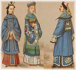 costume traditionnel chinois ( II )