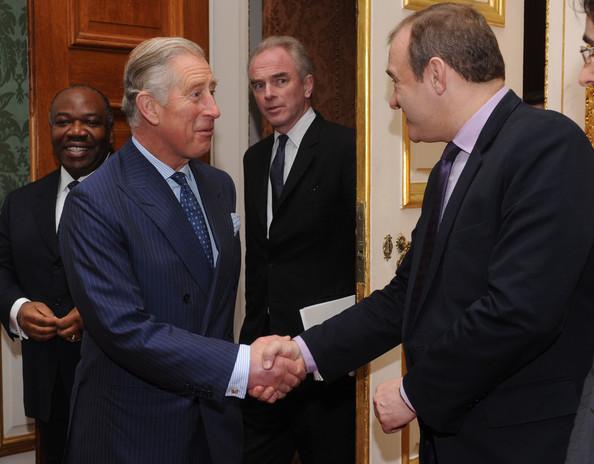 Charles contre la déforestation