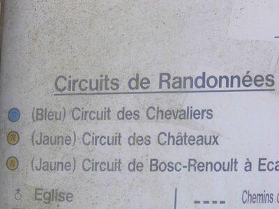 Le circuit de Berville