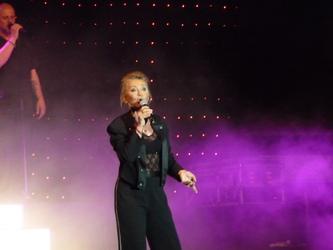 16 juillet 2014 : Sheila à Orange, par Sellig pour SHEILA TELEREVEE.