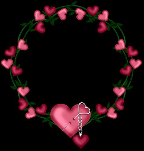 Clusters Saint-Valentin Série 7