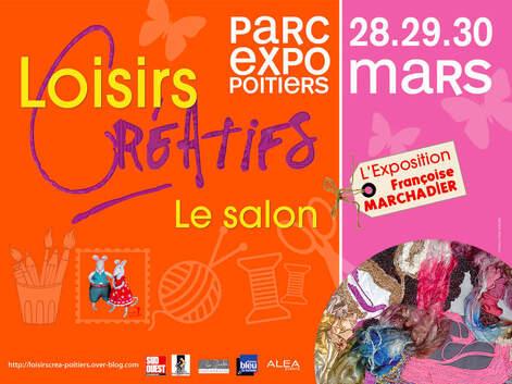 2014 - Salon des Loisirs Créatifs de Poitiers
