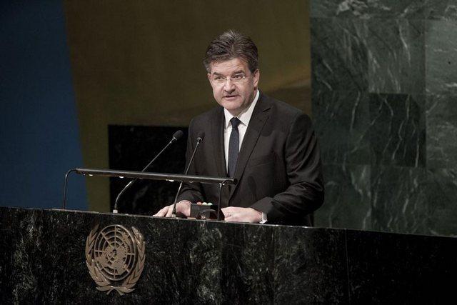 Le Slovaque Miroslav Lajcák élu Président de l'AGNU