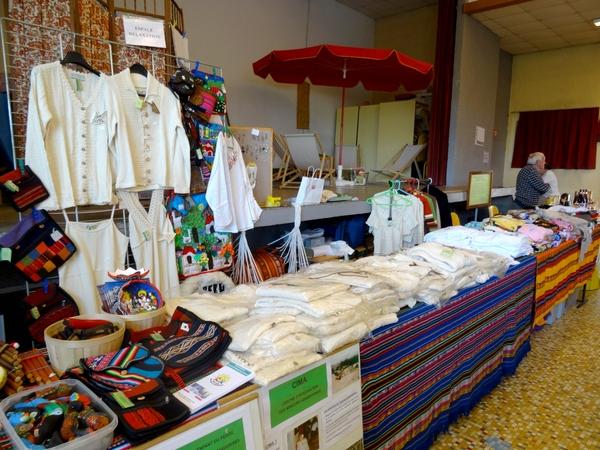 """ARCE a organisé, dimanche 18 mai, sa traditionnelle """"foire aux graines, jardin et nature"""", à Recey sur Ource"""