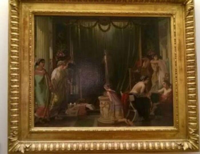 Suite Musée La Piscine tableaux !