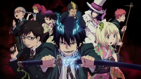 Blue Exorcist [ Ao No Exorcist ]