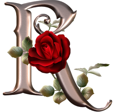 Alfabet roses