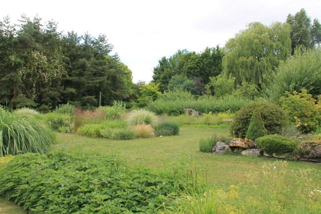 Retour au jardin Botanique