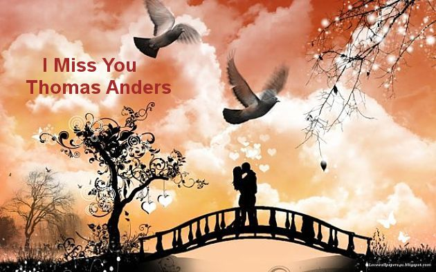 I Miss You    Thomas Anders