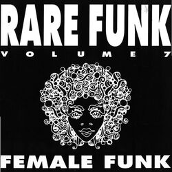 V.A. - Rare Funk Vol.7 - Complete CD