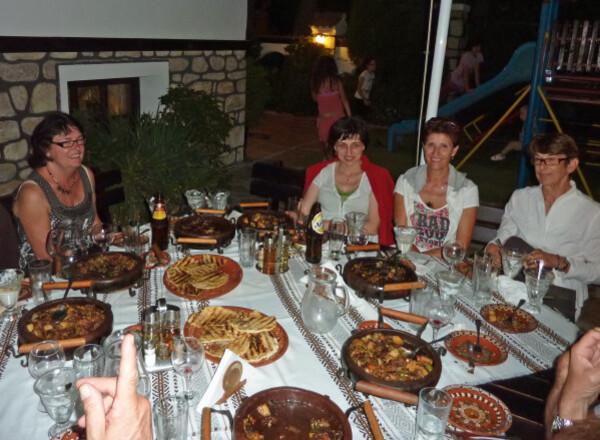 Jour 7 - Kardjali - Restaurant du soir 3