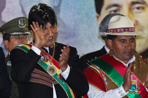 La Paz : 203 ans de liberté