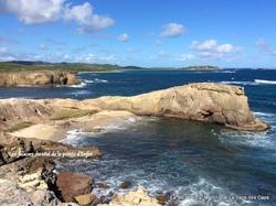 Martinique-La trace des Caps